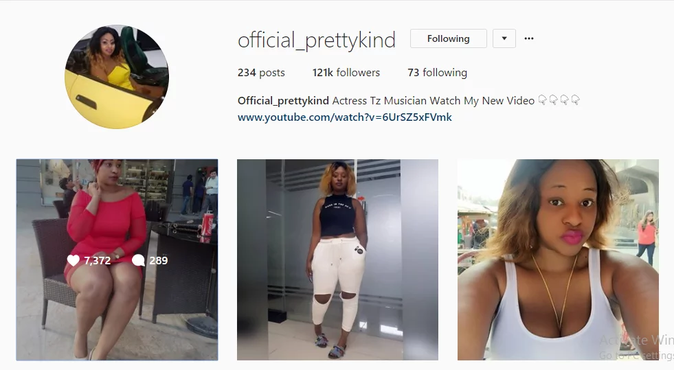 Photos of all dressed up Tanzania's socialites and video vixens following Magufuli's ban on skimpy dressing