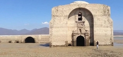 400-year-old church rises from UNDERWORLD after being hidden for decades (see photos)