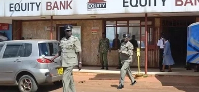 This Is The Amount Of Money Equity Bank Has Lost To Robbers