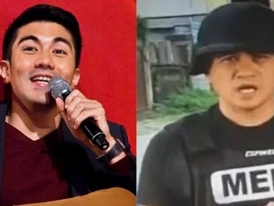 GMA reporter Jun Veneracion has something else to say about his reportage that Luis Manzano posted