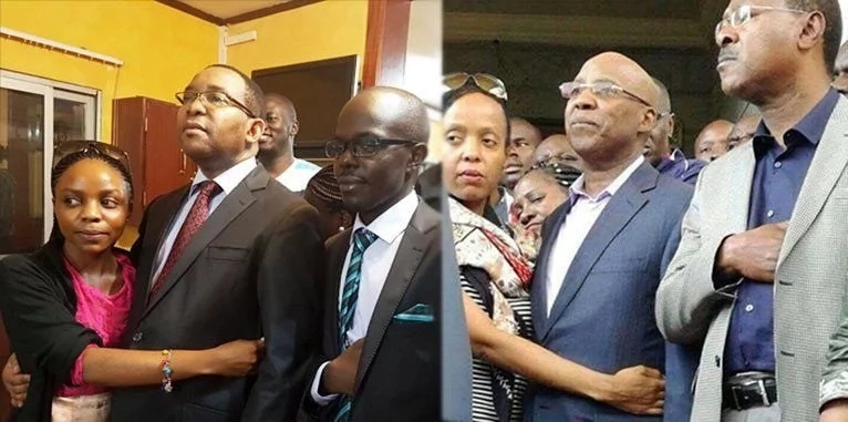 Kenyans excite the interwebs with the Jimmy Wanjigi wife challenge