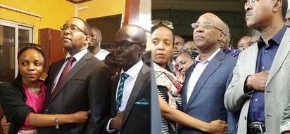 Ni ucheshi mitandaoni Wakenya wakifanya #Jimmy Wanjigi Challenge
