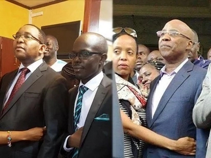 Kenyans on Twitter light up social media with Jimmy Wanjigi wife challenge