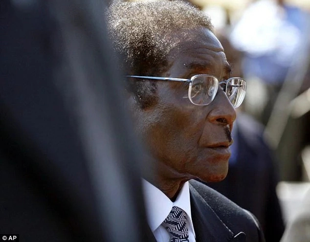 Zimbabwean President Robert Mugabe. Photo: AP