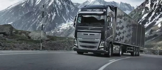High-tech trucks might not require drivers in the future!