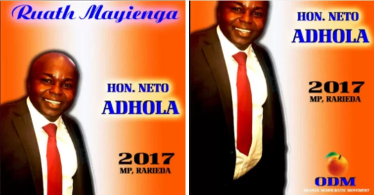 Augustine Neto out of race ahead of poll