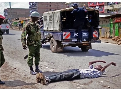 Killer cop, Hessy wa Kayole, issues stern warning to 2 notorious criminals