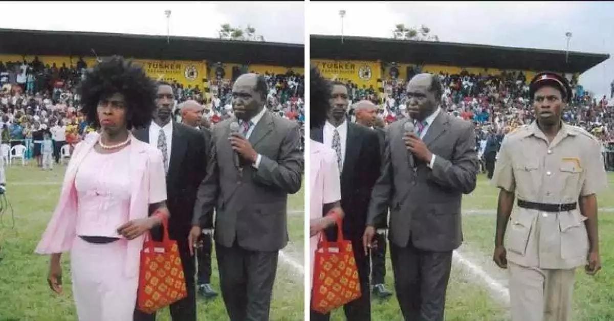Masimulizi ya KUSIKITISHA ya mchekeshaji John Kiarie wa Redykulass; nusura vifo vya mama na ndugu vimuangamize