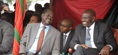 Jubilee administration is ready for dialogue - Ruto tells Raila