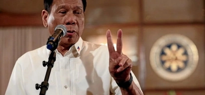 'The road to peace is a rocky one' - Duterte
