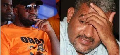Joho gets loose after long battle with Uhuru, excites social media by poking fun at fellow politician