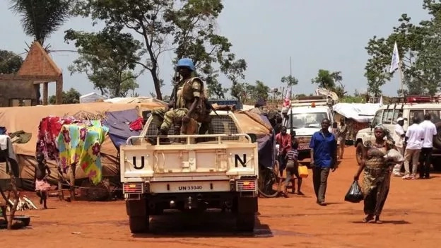 The UN has deployed a peacekeeping mission in CAR since 2014. Photo: Getty Images