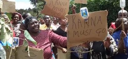 Kiambu Women 'Discipline' 7 Drunk Men In Crackdown On Alcoholism