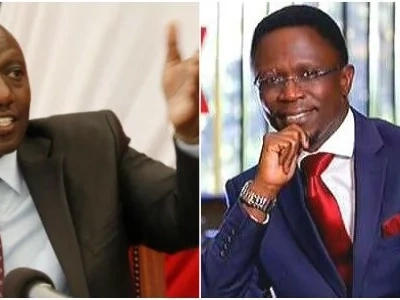 Leave Ababu Namwamba alone- Ruto blasts Raila's party