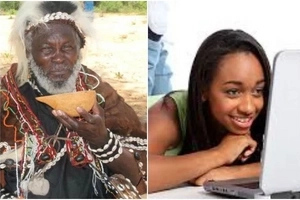 Why you might be getting a Facebook friend request from a Kikuyu elder soon