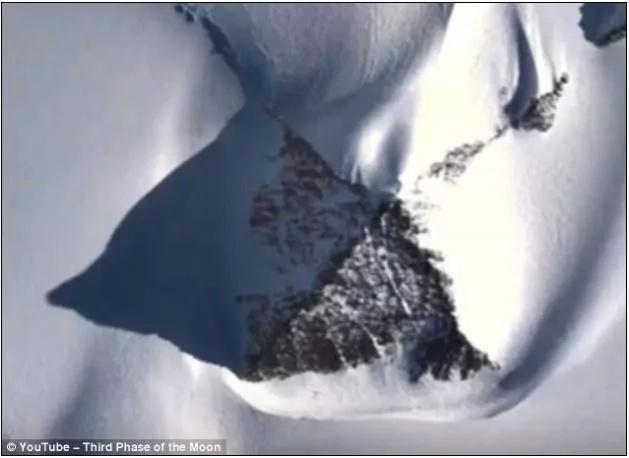 Mayroon nga bang nawawalang siyudad sa Antartica?