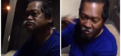 Abandoned by family and homeless: Tatay Mario seeks help to find shelter where he can spend his remaining days