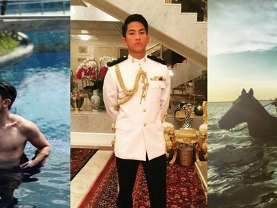 New crush alert! Netizens just can't help but swoon over Brunei's hottie Prince Mateen