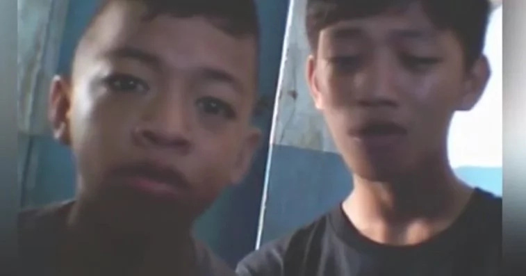 Hindi ko kinaya talaga! Funny duo covers classic hit in an unexpected way