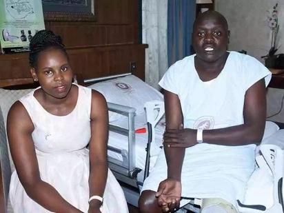 Seneta wa Jubilee afanyiwa upasuaji baada ya kupata jeraha mbaya wakati wa maandamano