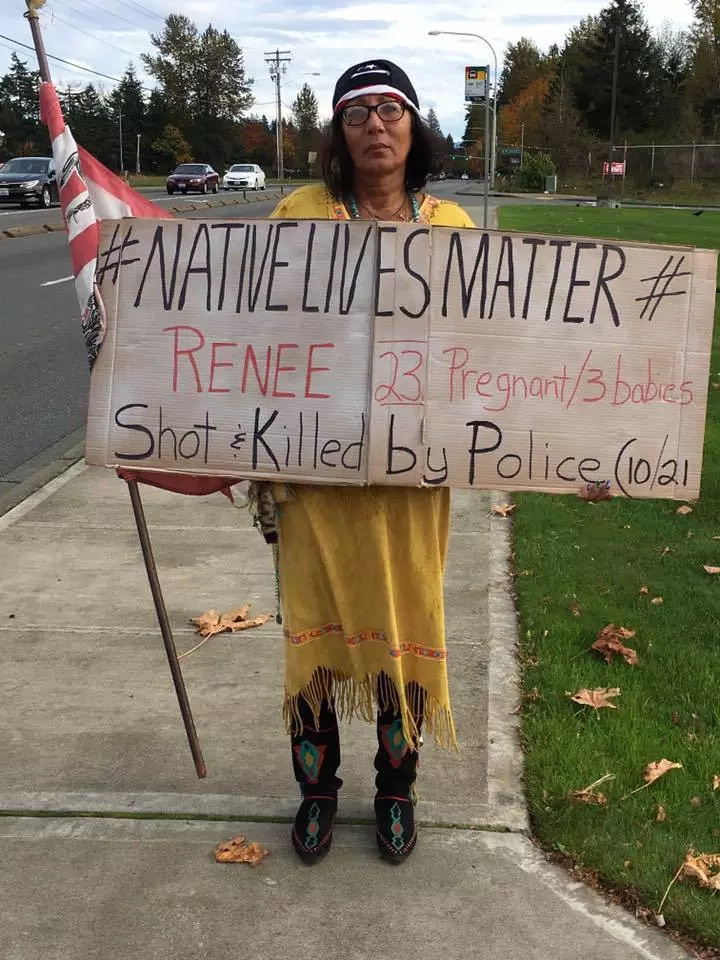 """Pregnant Mom Of 3 Was Shot & Killed By COPS During """"Wellness Check"""""""