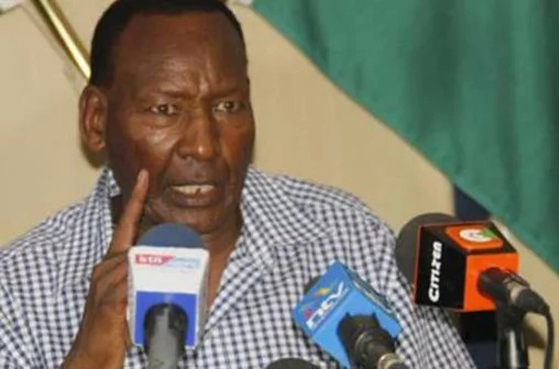 Raila in trouble after comparing top government official to a dog