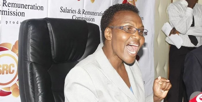 Aggrieved MCAs drag Sarah Serem to court for slashing their salaries