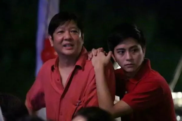 Sandro Marcos mistakenly shades 2 circles for president; Vote invalid
