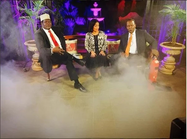 outrage as JKL show debuts on citizen tv