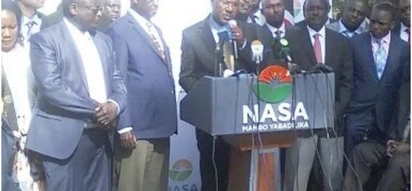 NASA MPs will still not participate in parliament proceedings - Wetangula
