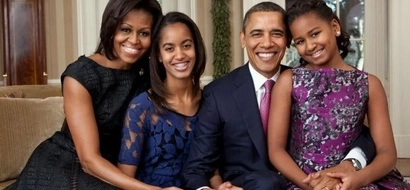 PHOTO: Barack Obama's Daughter 'Caught Drunk' At A College Party