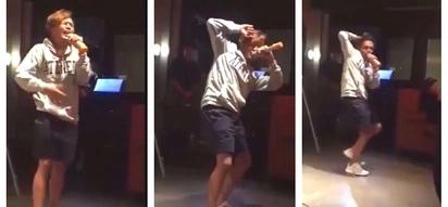 Ambisyoso raw! Netizens bashed Xander Ford's viral performance of Sarah Geronimo's hit song 'Kilometro'