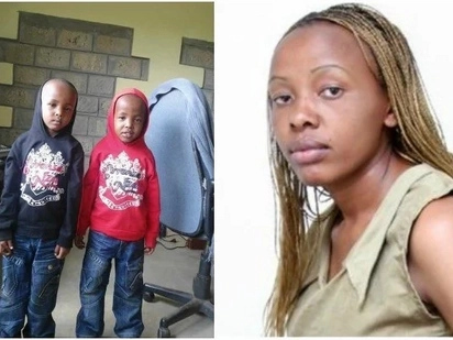 Mother's 5 year agonising search for stolen twin boys