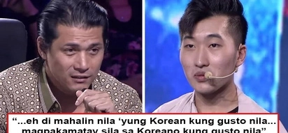 Arogante o makabayan? Robin Padilla responds, does not regret 'rude' treatment of Korean PGT contestant: 'Wala akong pinagsisihan'