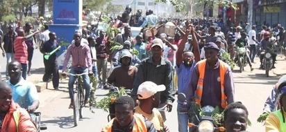 Mashahidi wadai kwamba jamaa aliyemuua mwanafunzi wa kidato cha 4 Kisumu alikuwa na 'rasta' na alivalia sare ya polisi