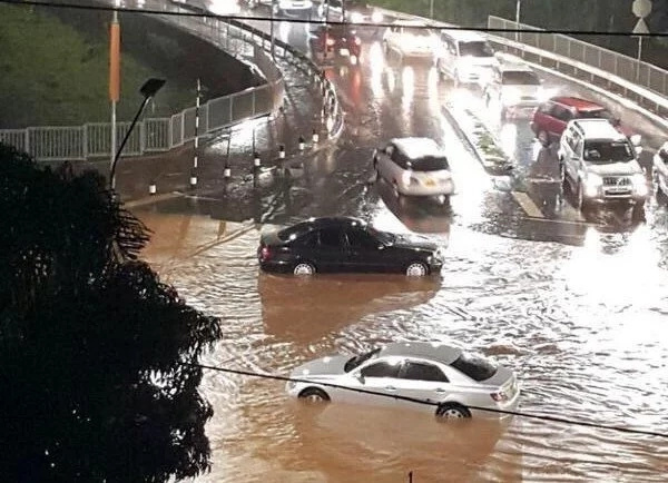 Met Department releases list of areas in Nairobi likely to face flash floods