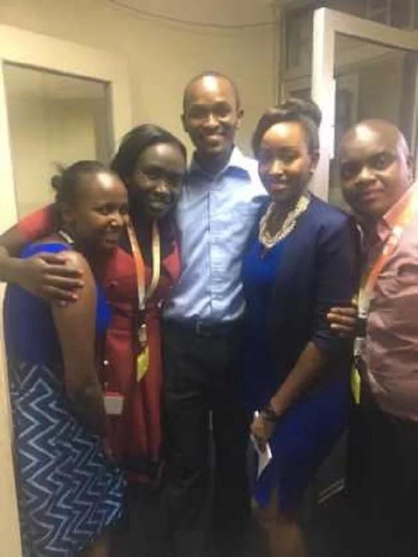 Mtangazaji mwenza wa Janet Mbugu aelezea asimulia pengo analoliwacha anapojiuzulu kutoka runinga ya Citizen