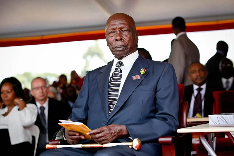 The day Daniel Moi delivered the most memorable speech ever