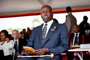 According to Kenyans, this is why retired president Daniel Arap Moi never falls sick