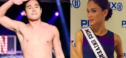 Benjamin Alves: I once dated Pia Wurtzbach