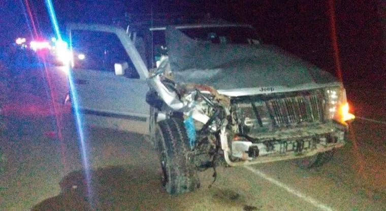 Novios murieron tras brutal accidente de tránsito