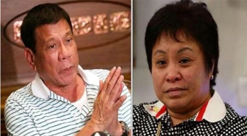 P-Noy defends Kim Henares against Duterte