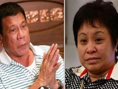 P-Noy defends Kim Henares against Duterte