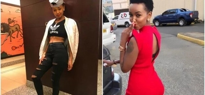 Bad girl gone good? Huddah Monroe wipes out all raunchy photos from her Instagram