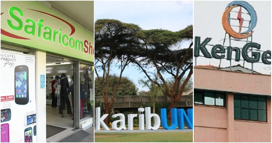 List of top 10 best companies to work for in Kenya according to Brighter Monday.