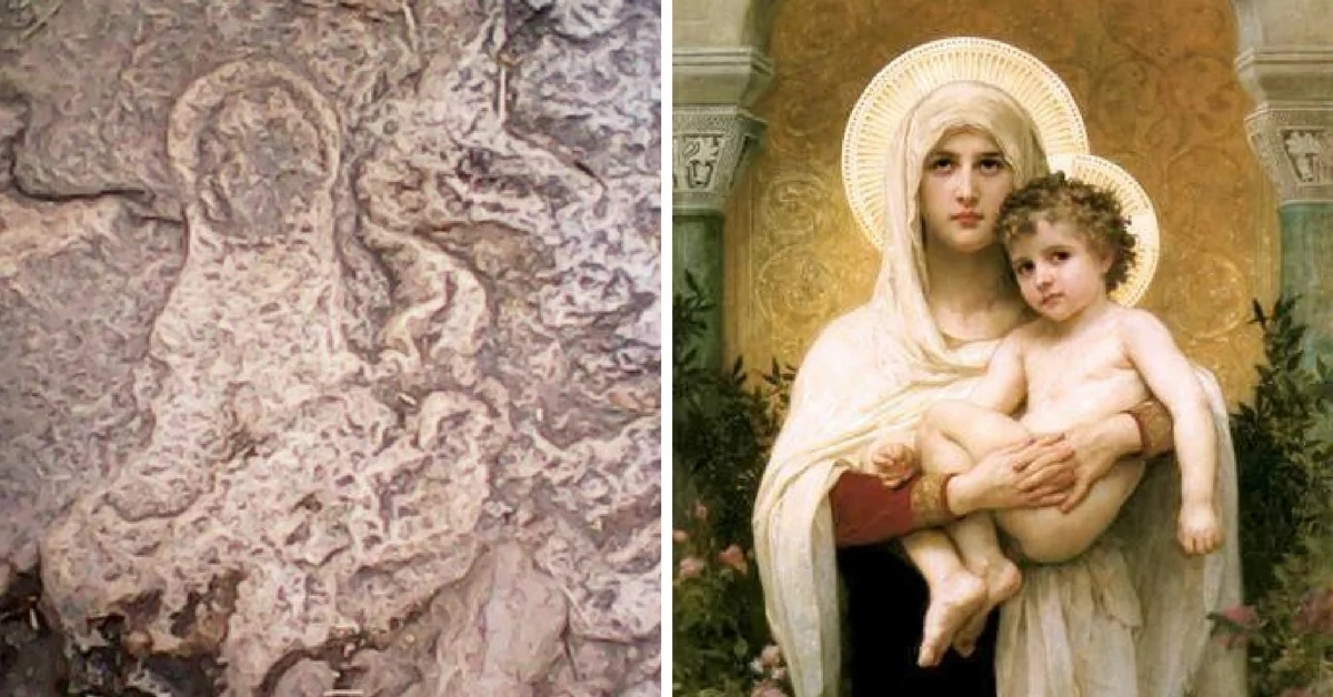 Virgin Mary and Baby Jesus appear to Makueni residents (photos)