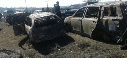 The deadly substances the Naivasha tragedy canter was carrying that killed 40 people