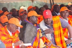 Raila's former ally returns to ODM after resigning from a plum job Uhuru gave him