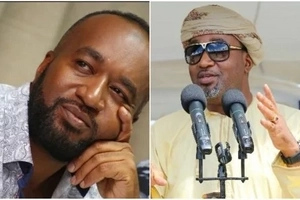 Joho names running mate to replace Katana who lost terribly after DECAMPING