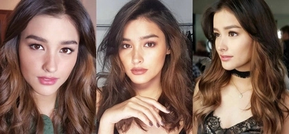 Ever so gorgeous Liza Soberano slays caramel hair